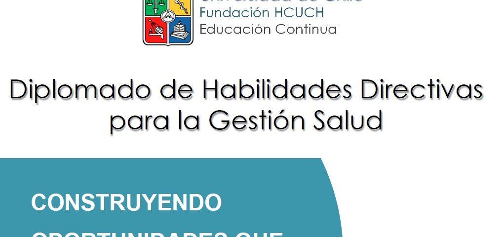 Diplomado de Habilidades Directivas para la Gestión Salud